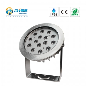 15 * 1 W, 15 * 3 W led Pool Licht mit Fernbedienung
