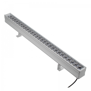 54x1W IP65 LED Wall Washer mit DMX-Controller