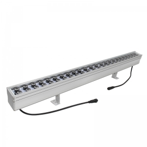 48x1W IP65 LED Wall Washer mit DMX-Controller
